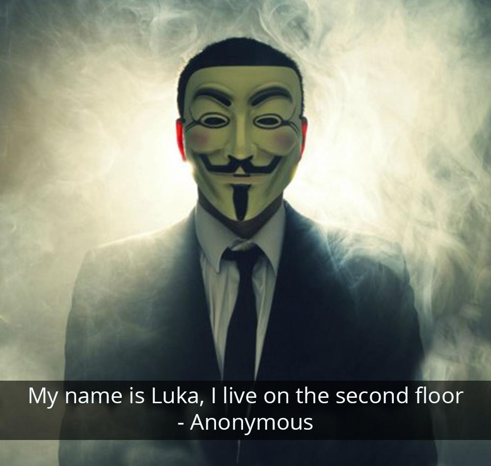 Zitat der Woche - Anonymous