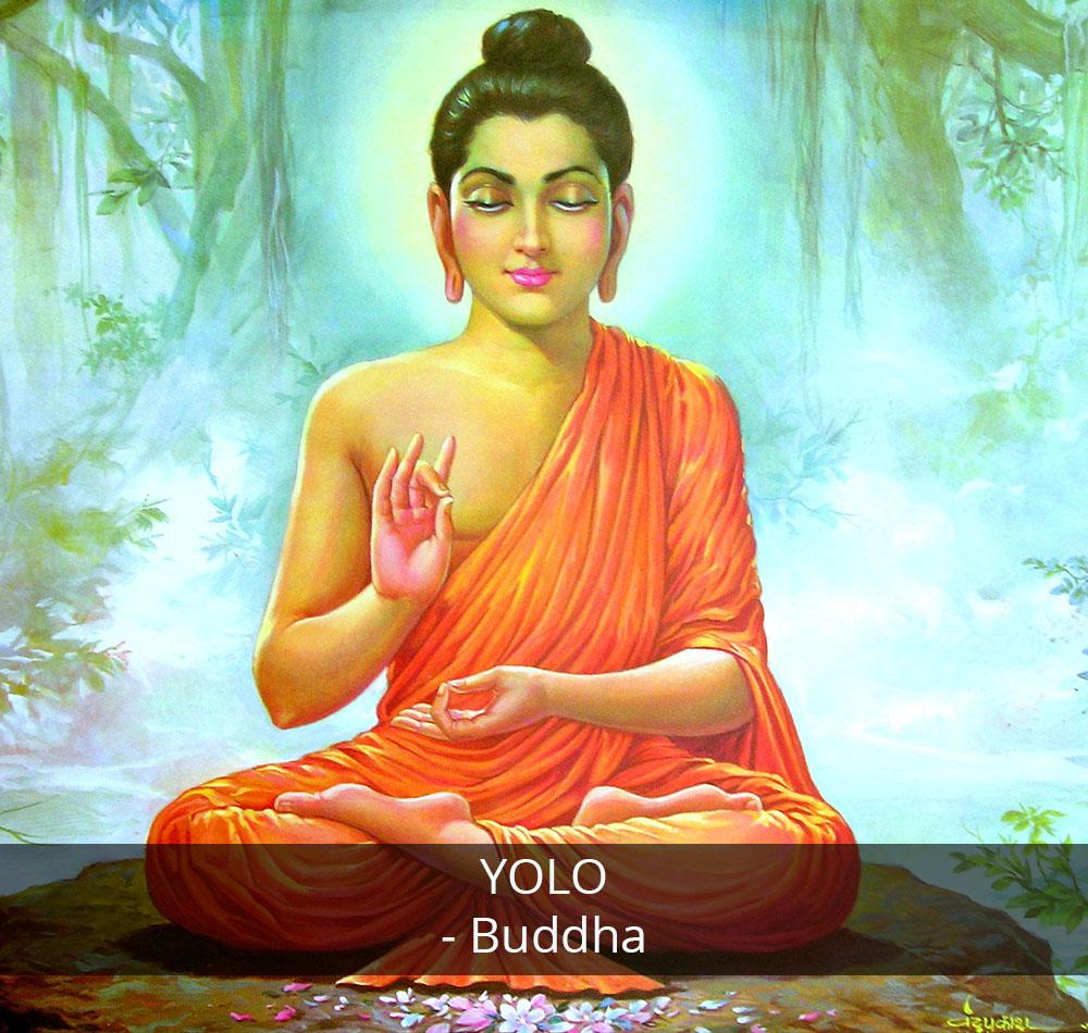 Zitat der Woche - Buddha