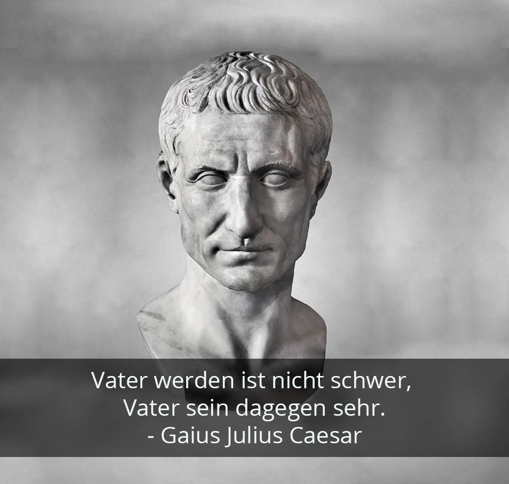 Zitat der Woche - Gaius Iulius Caesar
