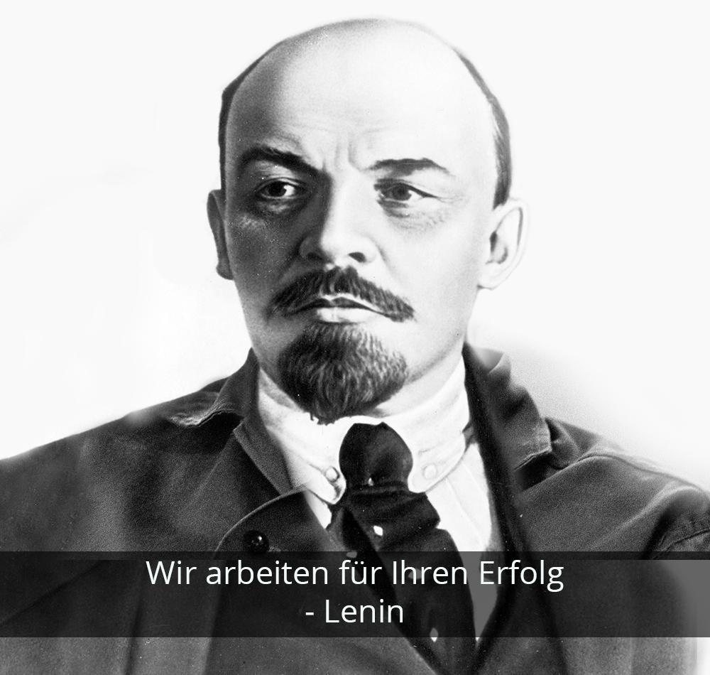 Zitat der Woche - Lenin