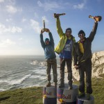 Die Gewinner beim Red Bull White Cliffs  © Jonathan Griffith / Red Bull Content Pool