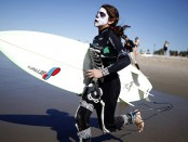 Halloween Haunted Heat Surf Competition/Foto: Reuters