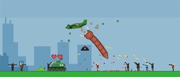 Rho Games: Prehistoric Worm