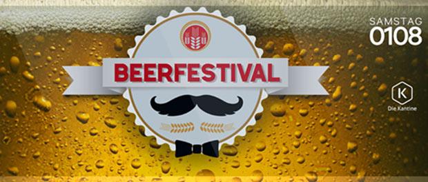 Beerfestival Die Kantine